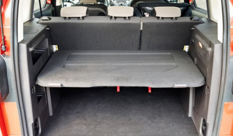 Ford Tourneo Courier full