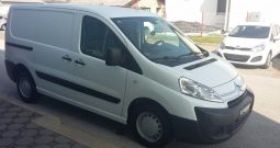 CITROEN JUMPY 1.6 HDI **Reg. 11/2018**, 2010 god.